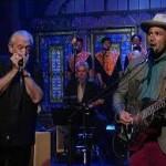 Charlie Musselwhite and Ben Harper on David Letterman