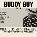 Charlie Musselwhite Headed Down Under!