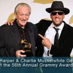 Charlie Musselwhite - Ben Harper - Grammy Winners3