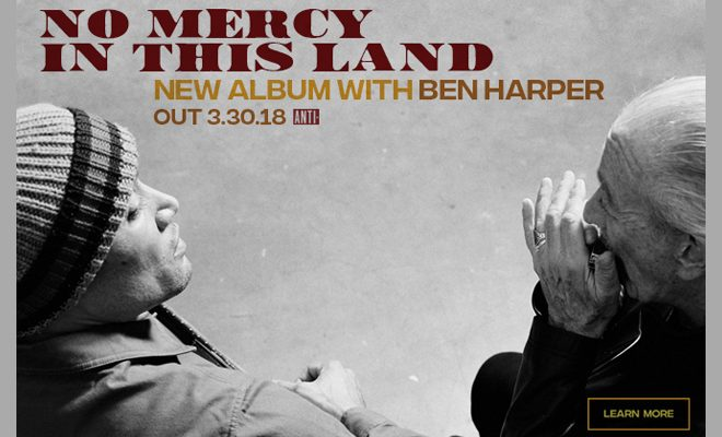 No Mercy In This Land | Available 03.30.2018